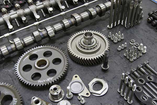 Wide Range of Genuine Spare Parts